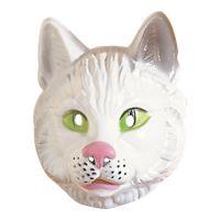Bild på Katt Plastmask - One size