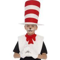 Bild på Katten i hatten - Hattset