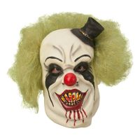Bild på Killer Clown Mask - One size