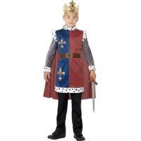 Bild på King Arthur medeltiden maskeraddräkt
