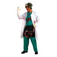 Bild på Kirurg Halloween Maskeraddräkt - One size