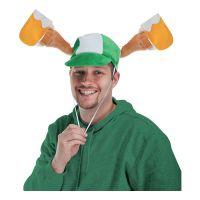 Bild på Klappkeps St Patrick's Day - One size