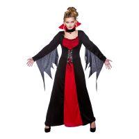 Bild på Klassisk Vampyra Maskeraddräkt - Medium