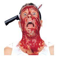 Bild på Kniv genom Huvudet