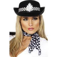Bild på Kvinnlig konstapel, polishatt