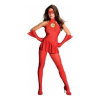 Bild på Kvinnlig The Flash Maskeraddräkt - Small