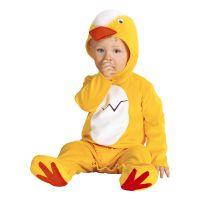 Bild på Kyckling Bebis Maskeraddräkt - One size