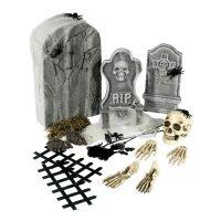 Bild på Kyrkogårdskit Halloween