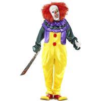 Bild på Läskig clown-dräkt