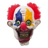 Bild på Läskig Clown Mask - One size