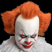 Bild på Läskig Clownperuk