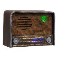 Bild på Läskig Retro Radio med Ljud & Ljus