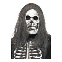 Bild på Läskig Skelettmask - One size