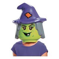 Bild på LEGO Häxa Barn Mask - One size