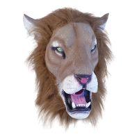 Bild på Lejonmask i Gummi - One size
