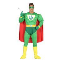 Bild på Liberal Superhjälte Maskeraddräkt - Standard