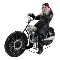 Bild på Liemannen på Motorcykel Animerad Prop