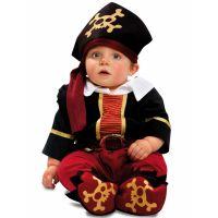 Bild på Liten Piratdräkt Barn (7-12 månander)