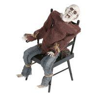 Bild på Ljudaktiverad Zombie i Stol Prop