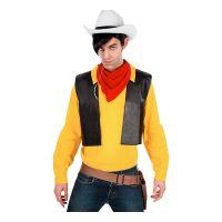 Bild på Lucky Luke Cowboy Maskeraddräkt - Small