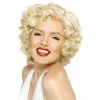 Bild på Marilyn Monroe kort peruk