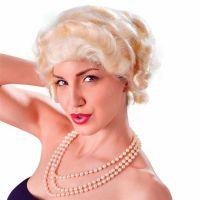 Bild på Marilyn Monroe Peruk