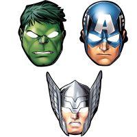 Bild på Mask Avengers 8-pack