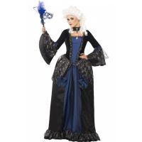 Bild på Maskeradklänning i barockstil