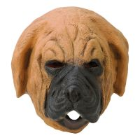 Bild på Mastiff Latexmask - One size