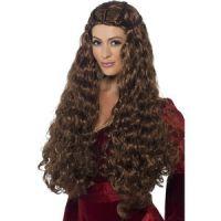 Bild på Medeltida prinsessa peruk