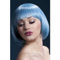 Bild på Mia peruk kort blå