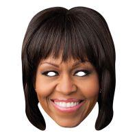 Bild på Michelle Obama Pappmask