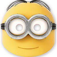 Bild på Minioner Lovely, Masker 6 st