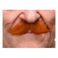 Bild på Mustasch Poirot Röd