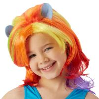 Bild på My Little Pony Rainbow Dash Peruk Barn
