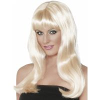 Bild på Mystique Peruk Blon