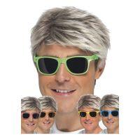 Bild på Neonfärgade Solglasögon