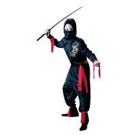 Bild på Ninja Barn Maskeraddräkt - Medium