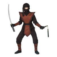 Bild på Ninja Jumpsuit Barn Maskeraddräkt - Small