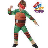 Bild på Ninja Turtles Dräkt Barn (Small)
