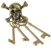 Bild på Nycklar Pirat Dödskalle