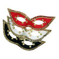Bild på Ögonmask Fiesta - Svart