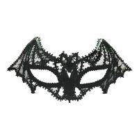 Bild på Ögonmask Fladdermus med Spets - One size