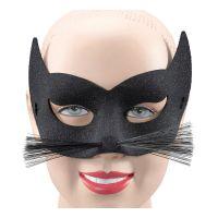 Bild på Ögonmask Katt med Morrhår - One size