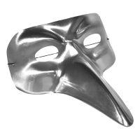 Bild på Ögonmask Silver med Lång Näsa