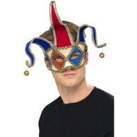 Bild på Ögonmask venetiansk musikalisk narr