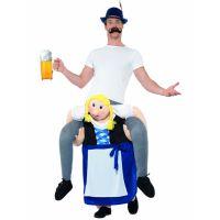 Bild på Oktoberfest Carry Me Dräkt Öltjej