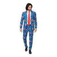 Bild på OppoSuits Captain America Kostym - 46