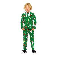 Bild på OppoSuits Santaboss Boys Kostym - 92/98