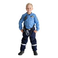 Bild på Ordningsvakt Barn Maskeraddräkt - Small
